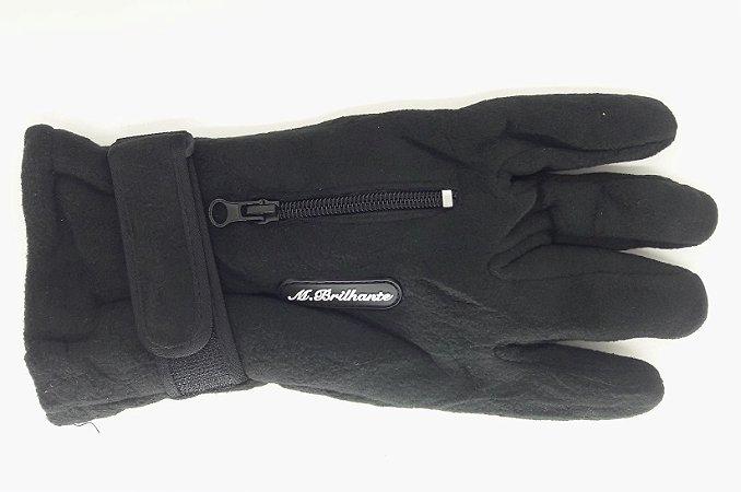 Luva Frio Inverno Quente Forrada Macia Confortável Barata