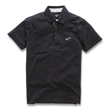 Camisa Alpinestars Polo Eternal Preta