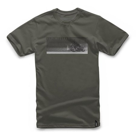 Camiseta Alpinestars RR Verde