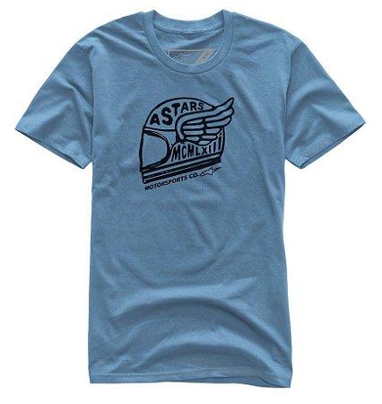 Camiseta Alpinestars Merc Azul