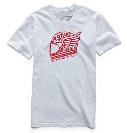 Camiseta Alpinestars Merc Branco