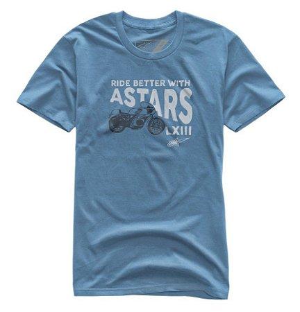 Camiseta Alpinestars Better Azul