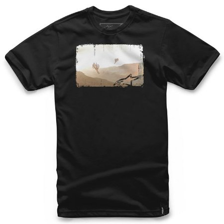Camiseta Alpinestars Dreamtime Preto