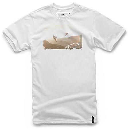 Camiseta Alpinestars Dreamtime Branco
