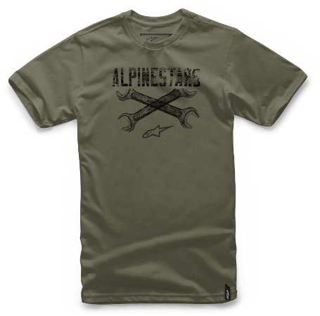 Camiseta Alpinestars  Ratchet  Verde