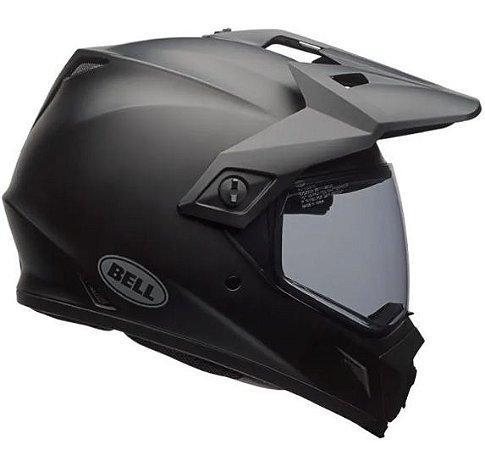 Capacete Bell MX-9 Adventure Mips - Preto Fosco