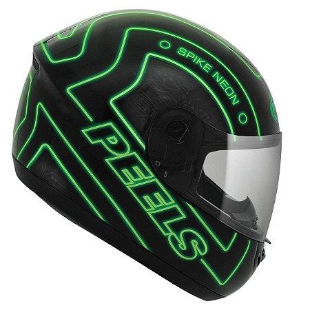 Capacete Peels Spike Neon Verde