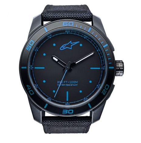 Relógio Alpinestars Tech 3H - Preto/Azul