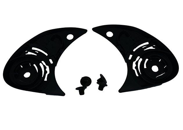 Kit Fixação Fixador Reparo Capacete Ls2 FF350 Norisk FF336