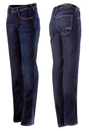 Calça Alpinestars Stella Angeles Denim - Azul Escuro (Jeans Feminina)