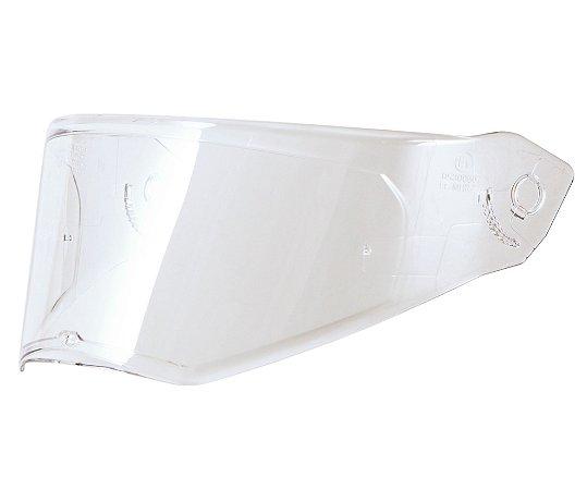 Viseira Cristal Transparente Capacete Ls2 Ff324 Metro