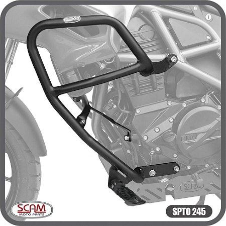 Spto245 Scam Protetor Motor Carenagem Bmw F700gs 2017+