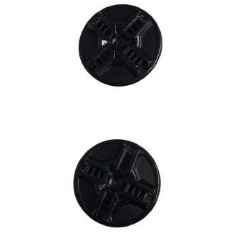 Fixação Viseira Reparo Botão Capacete Agv Blade Polivisor