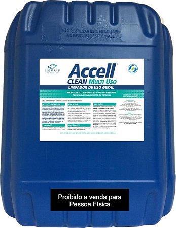 Accell® Clean Multiuso Odor Característico 20 Litros