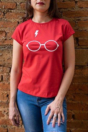 Camiseta Feminina Harry Potter