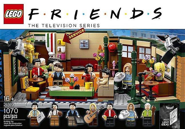 Lego ideas centrel perk original