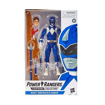 Mighty Morphin Power Rangers Lightning Collection Blue Ranger
