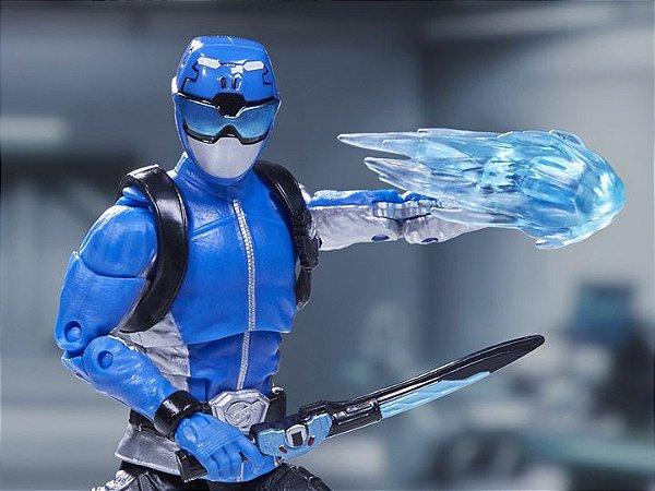 Power Rangers Beast Morphers Lightning Collection Blue Ranger