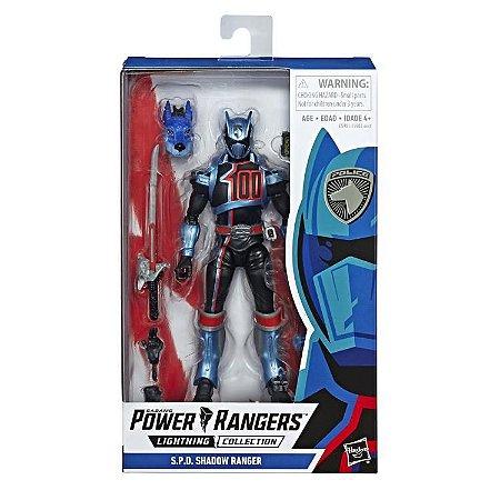 Power Rangers S.P.D. Lightning Collection Shadow Ranger