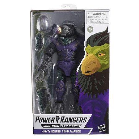 Mighty Morphin Power Rangers Lightning Collection Tenga Warrior 30 DIAS
