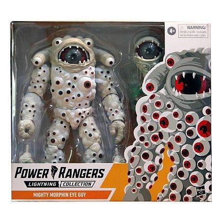 Mighty Morphin Power Rangers Lightning Collection Eye Guy JANEIRO DE 2022