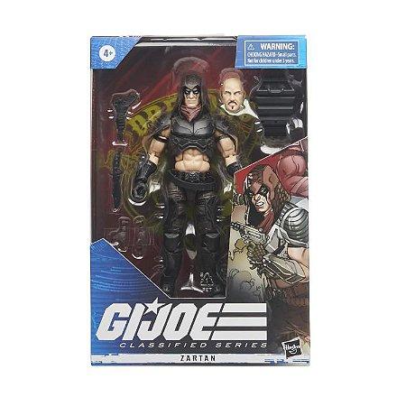 G.I. Joe Classified Series Zartan