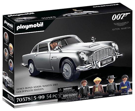 Playmobil 70578 James Bond Aston Martin DB-5 Goldfinger Edition Car entrega em Dezembro