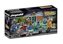Playmobil 70634 Back to the Future Part II Hoverboard Chase entrega em 30 dias