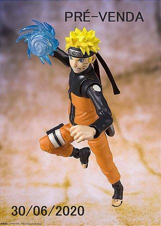 S.h.figuarts Naruto Best Selection PRÉ-VENDA 30/06