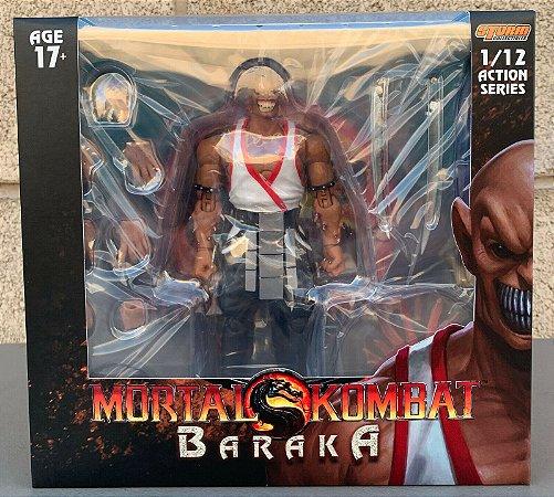 Mortal Kombat VS Series Baraka 1/12 Scale Figure
