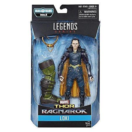 Marvel Legend Series - Thor Ragnarok - Loki