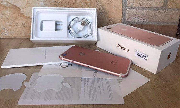 Iphone 7 128GB seminovo lote 2621