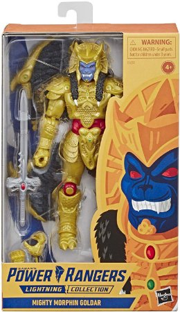 Power Rangers Lost Galaxy Lightning Collection goldar