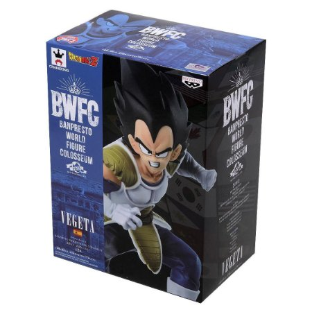 Dragon Ball Z World Figure Colosseum 2 Vol.6 Vegeta