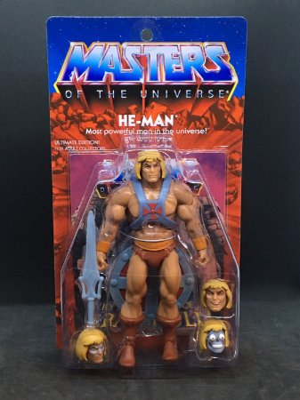 Masters of the Universe Ultimates Club Grayskull He-Man