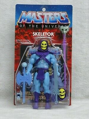 Masters of the Universe Ultimates Club Grayskull Skeletor entrega em 30 dias
