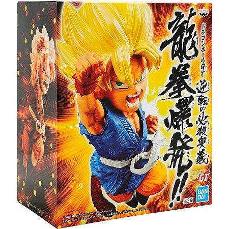 Dragon Ball GT: Wrath of the Dragon Super Saiyan Goku