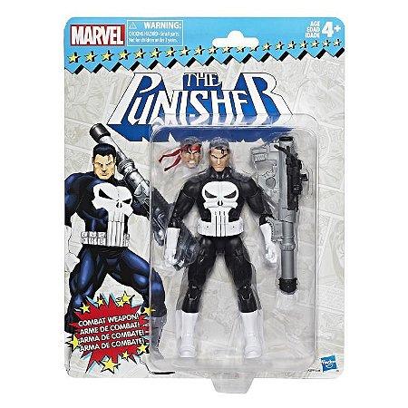 Marvel Legends Retro Collection Punisher- entrega 30 dias