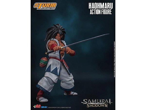 Samurai Shodown Haohmaru 1/12 Scale Figure ENTREGA EM NOVEMBRO