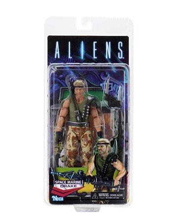 Aliens Space Marine Drake Figure ENTREGA EM 30 DAIS