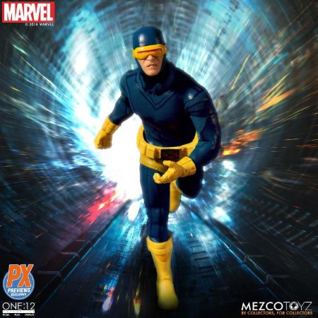 Marvel One:12 Collective Cyclops PX Previews Exclusive ENTREGA EM 30 DIAS