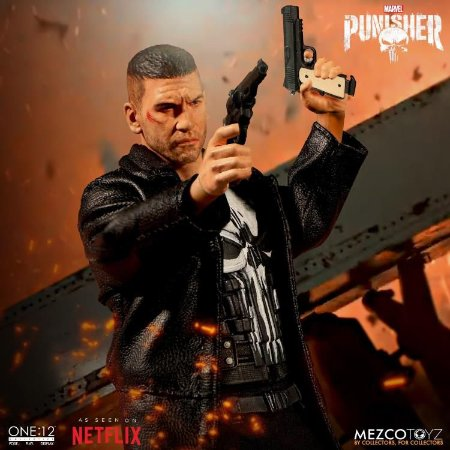 The Punisher One:12 Collective Punisher ENTREGA EM 30 DIAS