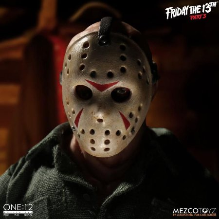 Friday The 13th Part 3 One:12 Collective Jason Voorhees ENTREGA EM 30 DIAS