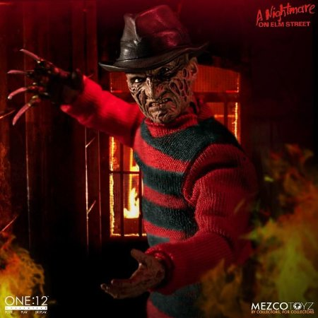 A Nightmare on Elm Street One:12 Collective Freddy Krueger ENTREGA 30 DIAS