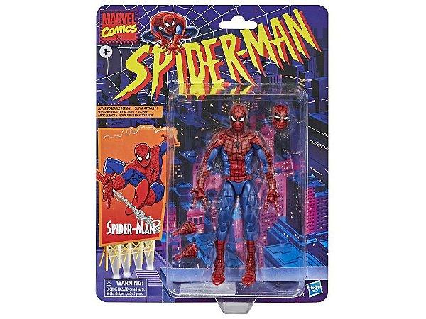 Spider-Man Marvel Legends Retro Collection Spider-Man ENTREGA MARÇO/2021