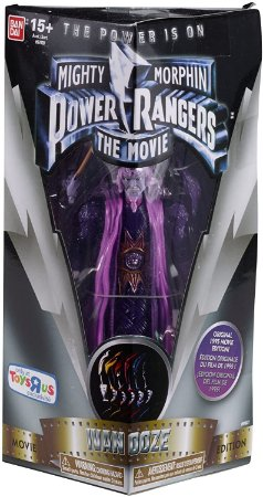 Power Rangers Legacy 5-Inch Ivan Ooze Action Figure Pronta entrega