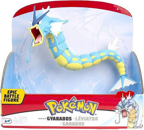 """Pokémon 12"""" Epic Battle Figure - Gyarados entrega em 25 dias"""