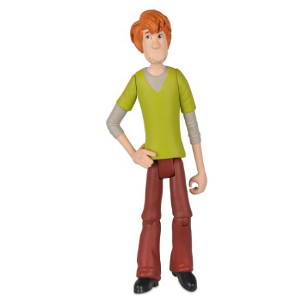 "Scoob! 6"" Action Figures 2 Pack - Shaggy and Dynomutt (Walmart Exclusive)"