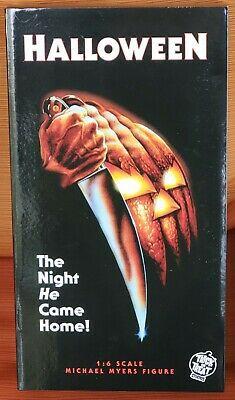 Halloween Michael Myers 1/6 Scale Figure entrega em 30 dias