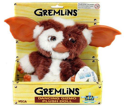 """Gremlins 6"""" Dancing Gizmo Plush entrega em 25 dias"""